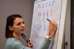 Kalligráfia workshop by Brisign - Bubán Brigitta
