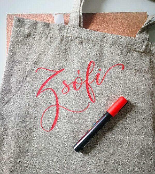 Kalligráfia & ami a papíron túl van… -így és ezekkel írj a különböző felületekre